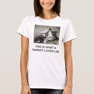 This Is What a Feminist Looks Like Goya Shirt