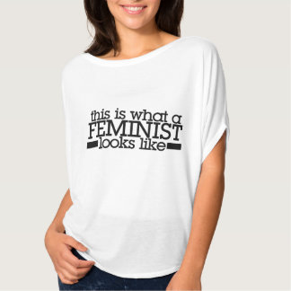 This is what a Feminist looks like T-Shirt