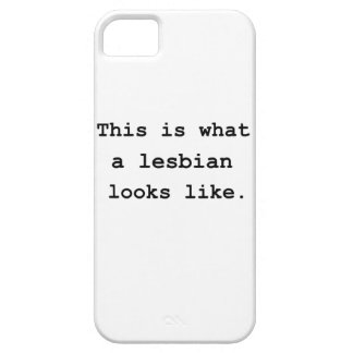 This is what a lesbian looks like. iPhone 5 covers