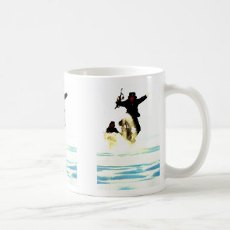 This is winter coffee mug