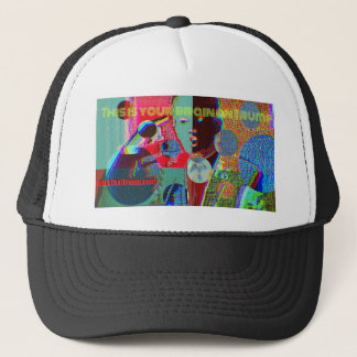 THIS IS YOUR BRAIN ON TRUMP II TRUCKER HAT