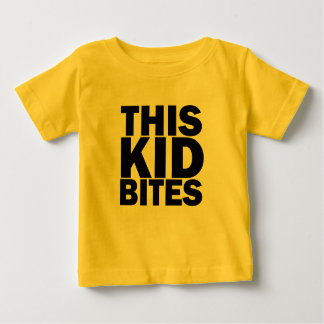 This kid bites baby T-Shirt