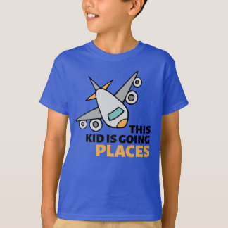 This Kid is Going Places T-Shirt