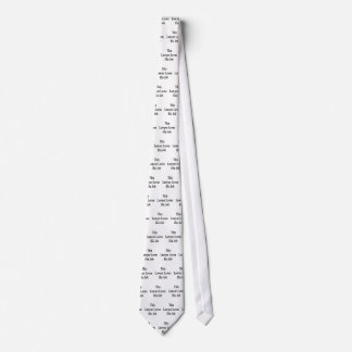 This Lawyer Loves His Job Tie