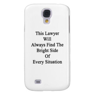 This Lawyer Will Always Find The Bright Side Of Ev Galaxy S4 Cases