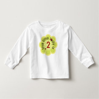 This little lady is... toddler T-Shirt