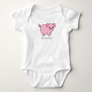 This Little Piggy Baby BodySuit