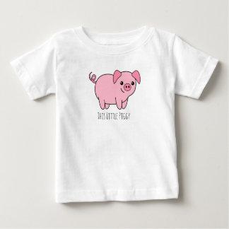 This Little Piggy Baby Fine Jersey T-Shirt