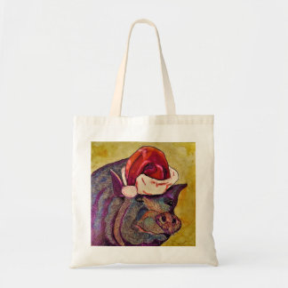 This little piggy went to market! tote bag