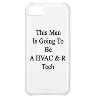 This Man Is Going To Be A HVAC & R Tech iPhone 5C Cover
