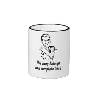 This mug belongs