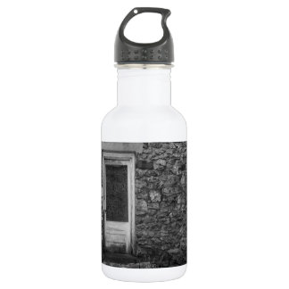 This Old Rock Wall Grayscale 532 Ml Water Bottle