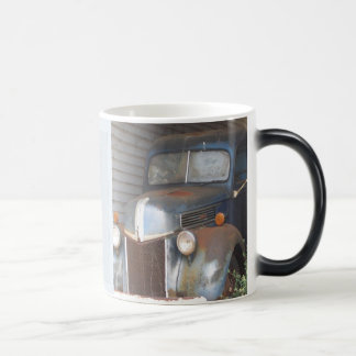This old Truck Morphing Mug