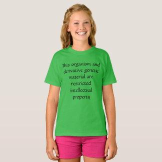 This organism--intellectual property  Orphan Black T-Shirt