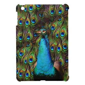 This peacock is watching you! iPad mini cover