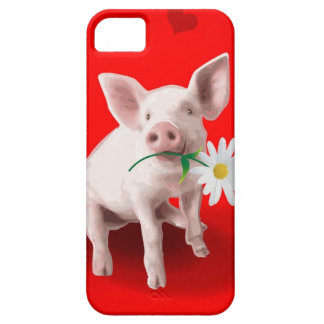 This Pig's in Love iPhone 5 Case