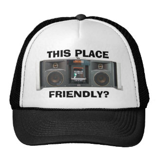 This Place Beatbox Friendly Cap