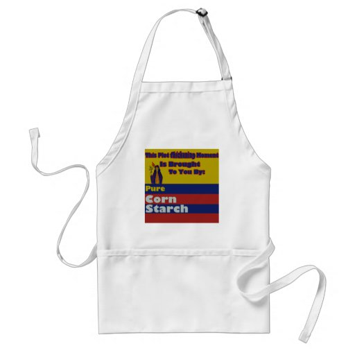 This Plot Thickening Moment Is sponsored by... Aprons