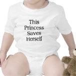 This Princess Saves T Shirt