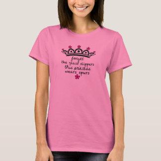 This Princess Wears Spurs-Tshirt T-Shirt