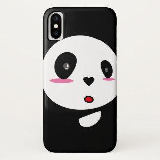 This seeing, the ru panda PANDA iPhone X Case