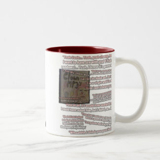 This Show & None Other: Cameron Two-Tone Coffee Mug