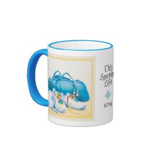 This Sporting Life © This Sporting Life Ringer Mug