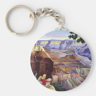 This Summer Visit Grand Canyon Keychain