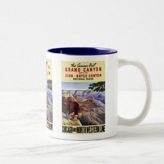 This Summer Visit Grand Canyon Coffee Mugs