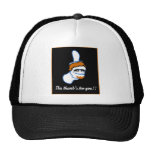This thumb's for you? trucker hat