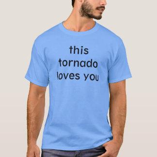 this tornado T-Shirt