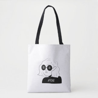 This tote is Mine