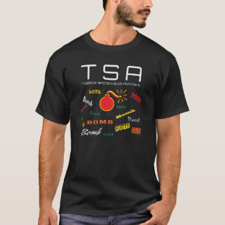 This TSA shirt is a must-have for airline travel!