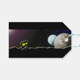 This way to the Universe Gift Tags