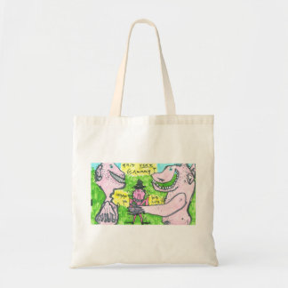 This Yore Granny? Tote Bags
