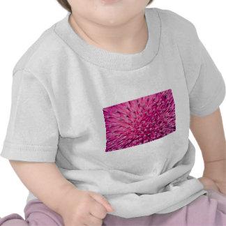 Thistle head, macro  flowers tshirts