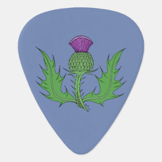 Thistle Plectrum