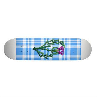 Thistle Custom Skate Board