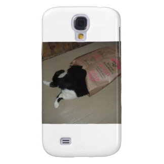 Thistle the Cat Samsung Galaxy S4 Covers