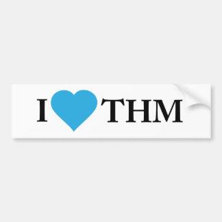 THM inspired Bumper Sticker