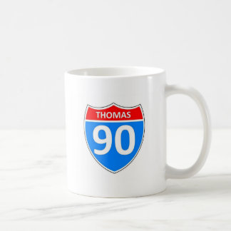 Thomas 90 coffee mug