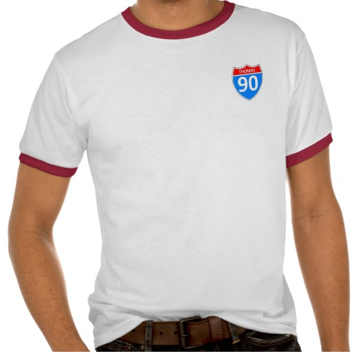 Thomas 90 shirt