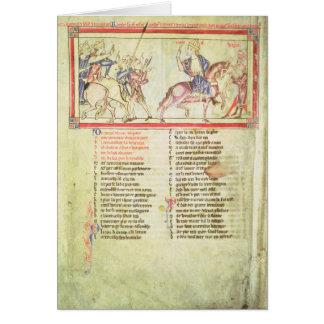 Thomas a Becket Card