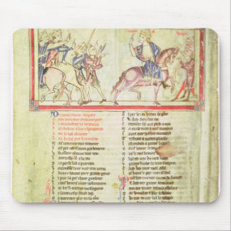 Thomas a Becket Mouse Pad