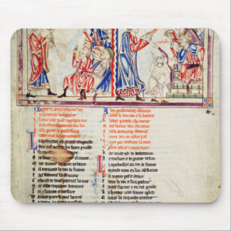 Thomas a Becket pronounces Mouse Pad