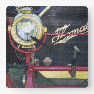 Thomas Antique Car Clock