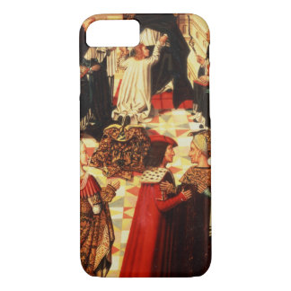Thomas Aquinas being received into the Dominican O iPhone 7 Case
