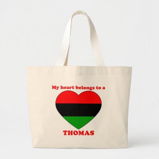 Thomas Canvas Bags