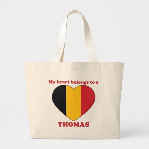 Thomas Canvas Bag