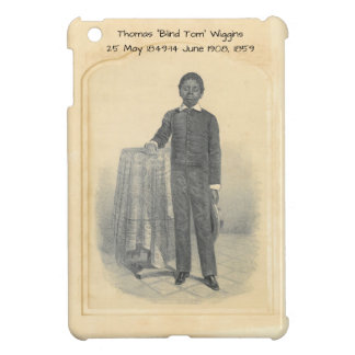 "Thomas ""Blind Tom"" Wiggins, 1859 Case For The iPad Mini"